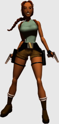 Lara Croft, Tomb Raider 2